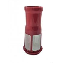 Filtro Vermelho Liquidificador Mondial L-74 L-76