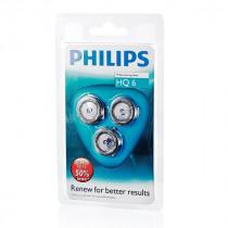 Lâmina HQ6 Barbeador Philips HQ6465 HQ6885 HQ7830